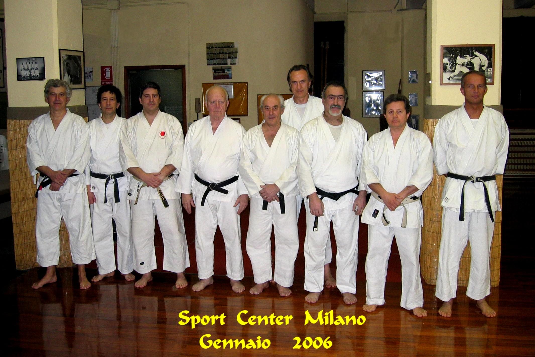 Karate gruppo 1