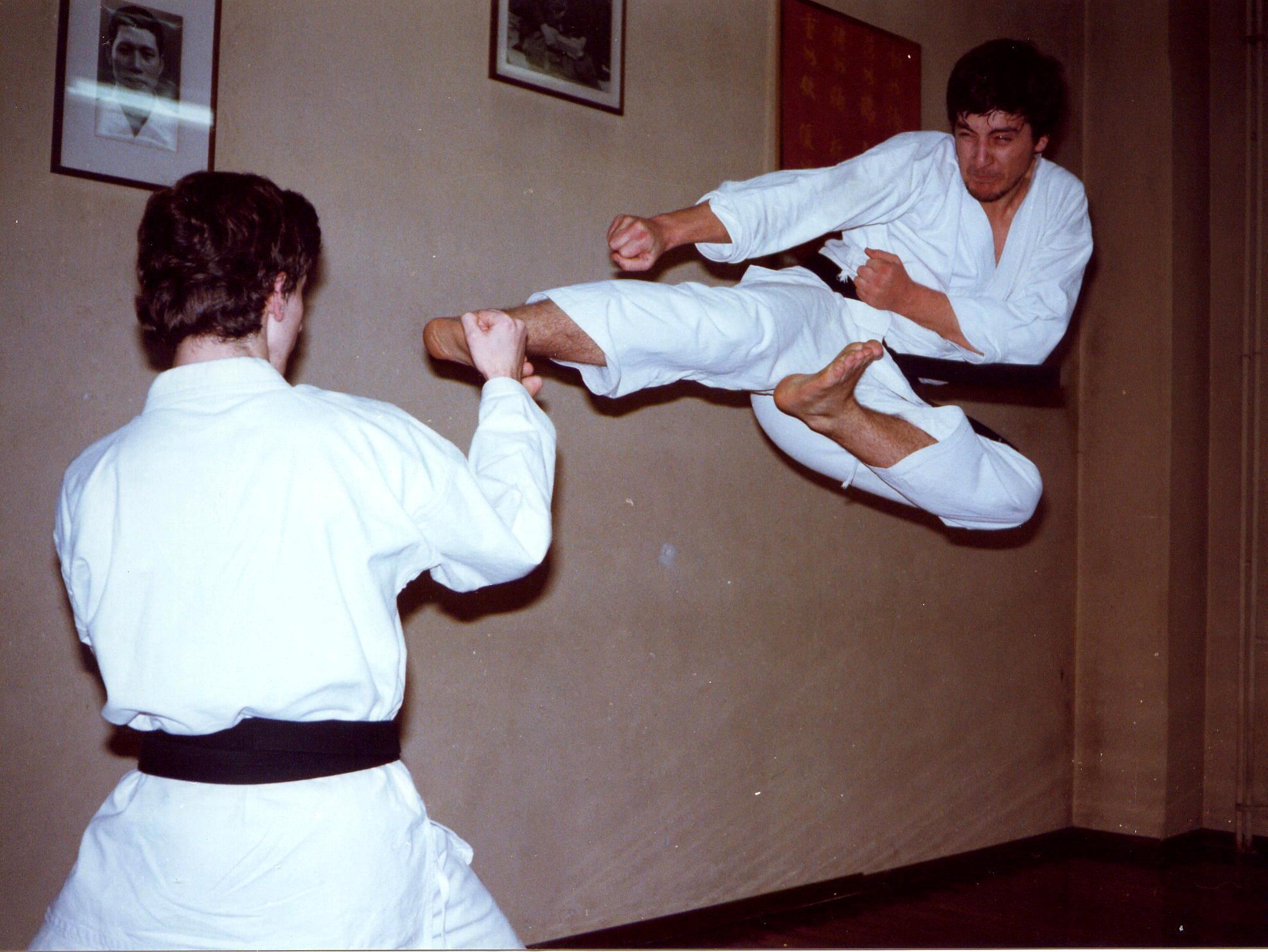 Karate yokotobi 2